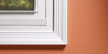 Decorative windows in Colorado Springs